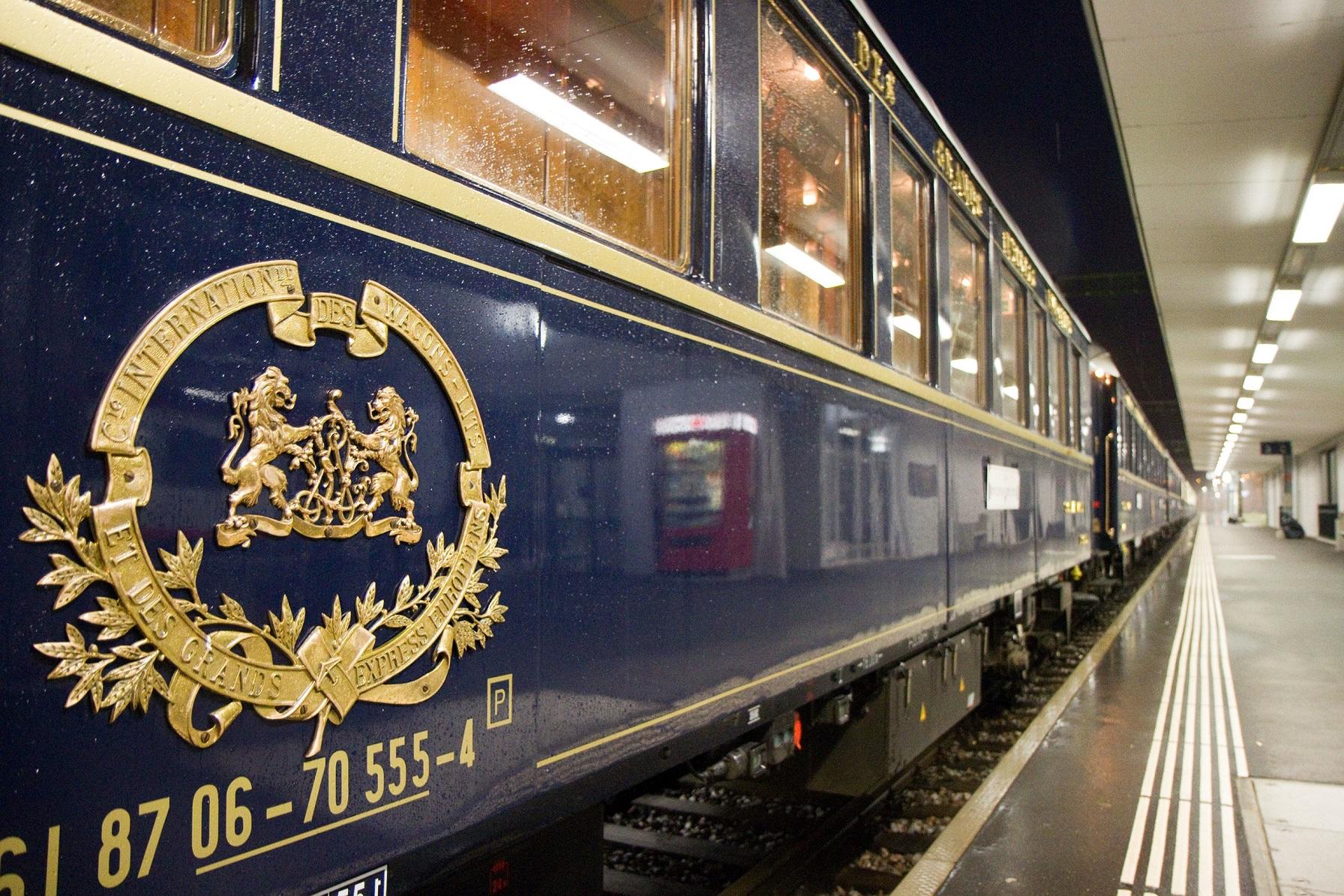 L'Orient-Express fait un arrêt à Lille-Flandres pour les Journées du  Patrimoine